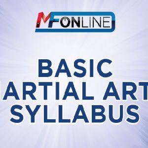 Online Syllabus